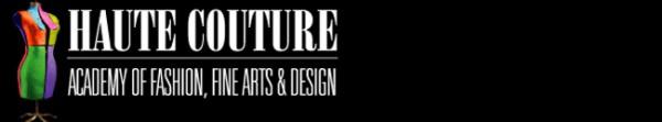 Logo for Haute Couture Academy of Fashion, Fine Arts & Design